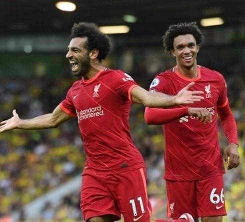Gol Ke-100 Salah Menangkan Liverpool