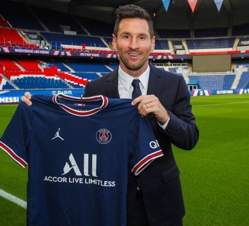 Hidup Messi di Paris