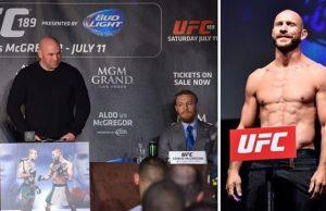 Dana Whte bos UFC