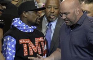 Bos UFC Dana White