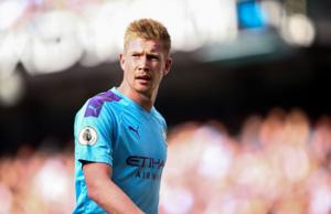 De Bryune Heran Manchester City