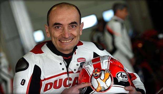 Bos Ducati