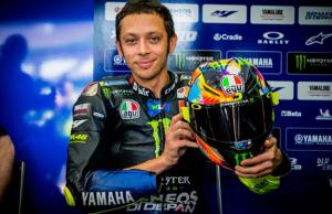 Valentino Rossi dirumorkan bakal ke Petronas Yamaha SRT