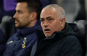 Rekor Buruk Jose Mourinho di Liga Champions