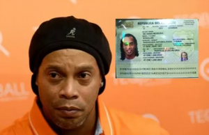 Gunakan Paspor Palsu, Ronaldinho Ditahan