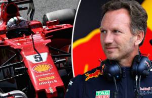 Red Bull Tak Ingin Remehkan Ferrari