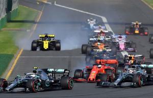 Ini Rencana Formula 1