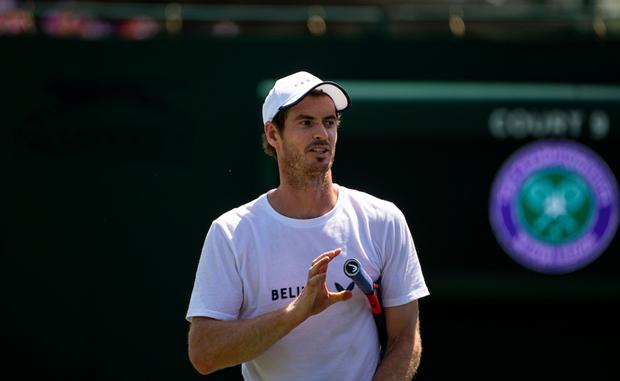 Andy Murray Duga Dirinya Hampir Terjangkit Virus Corona