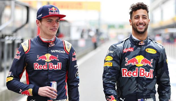 Verstappen Nilai Ricciardo Tak Layak Gabung Ferrari