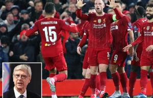 Arsene Wanger Ejek Rekor Liverpool di Musim 2019/20