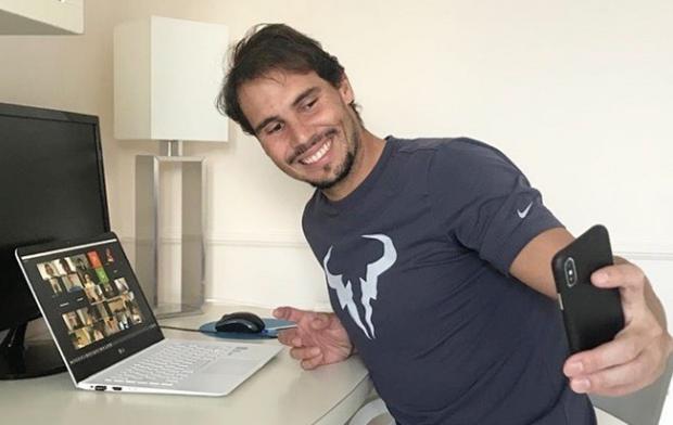 """Rafael Nadal Terima """"New Normal"""""""