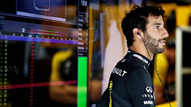Daniel Ricciardo Siap Ambil Risiko di Balapn Musim 2020