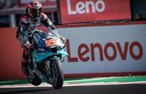 Quartararo Kecewa di MotoGP Emilia Romagna