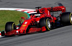 Vettel Harap Sirkuit Nurburgring Masuk Kalender Formula 1 Secara Permanen