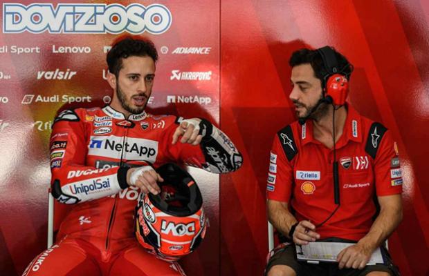 Dovizioso Kecewa dengan Hasil Balapan Aragon 2020