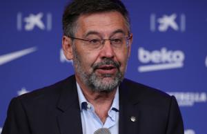 Bartomeu Resmi Mundur Sebagai Presiden Barcelona