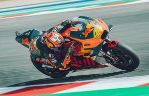 KTM Antusias dengan Motor RC16 Musim 2021