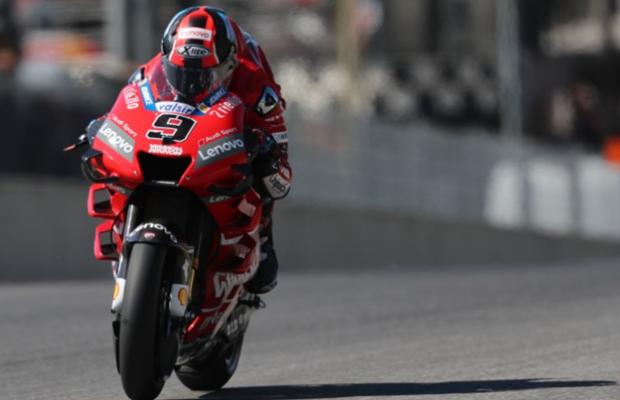 Dipecat, Petrucci Malah Berterima Kasih kepada Ducati