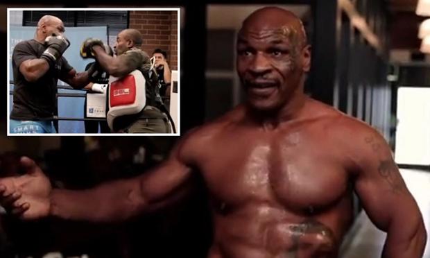 Sukses Comeback di 2020, Mike Tyson Ingin Kembali Bertarung Lagi