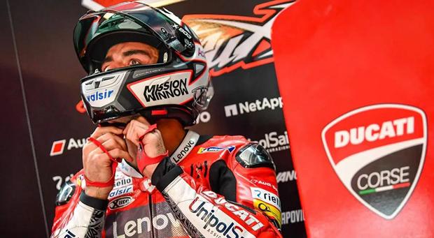 Sebelum ke KTM, Petrucci Nyaris Gabung ke Aprilia
