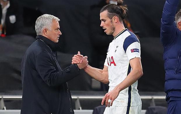 Mourinho Tanggapi Rumor Kembalinya Gareth Bale ke Real Madrid