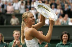Maria Sharapova Kenang Kejadian Lucu di Wimbledon 2004