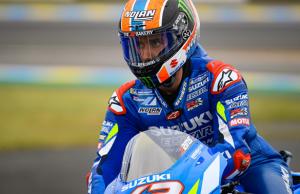 Alex Rins Percaya Pembekuan Mesin Tim MotoGP Akan Menguntungkan Suzuki