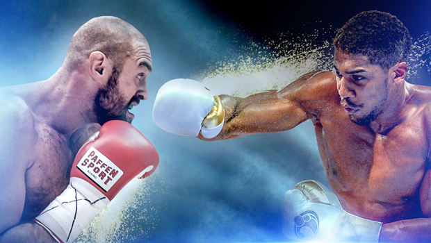 Anthony Joshua Ungkap Waktu Pertarungan dengan Tyson Fury
