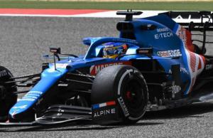 Hari Kedua Tes F1 2021, Alonso Rasa Bahagia Tampil dengan Tim Alpine
