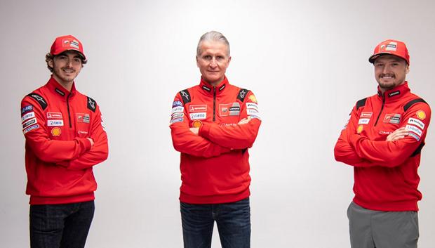 Bos Ducati Puji Performa Miller dan Bagnaia di Tes Qatar