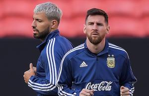 Lionel Messi Ingin Barcelona Datangkan Sergio Aguero