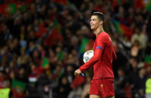 Ronaldo Butuh 6 Gol Internasional Lagi untuk Menyamai Rekor Pemain Ini