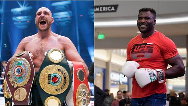 Bintang UFC Ini Tantang Anthony Joshua dan Tyson Fury
