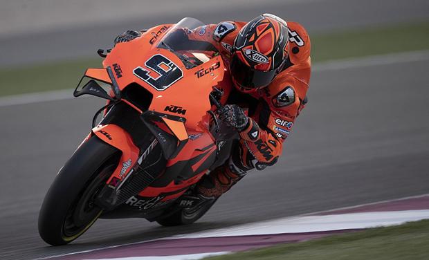 Petrucci Antusias Tampil Terbaik di MotoGP Italai Bersama KTM Tech3