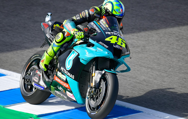 MotoGP: Rossi Akui Masih Berjuang di Awal Musim 2021