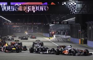 Grand Prix Singapura Dibatalkan di Tengah Badai Covid-19