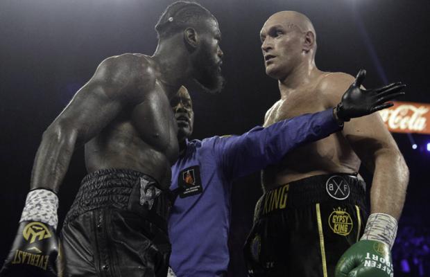 Wilder Lagi-lagi Tuding Fury Lakukan Kecurangan Saat Duel Rematch