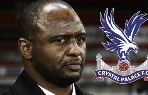 Crystal Palace Resmi Tunjuk Patrick Vieira Jadi Pelatih Baru