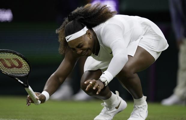 Cedera Bikin Serena Williams Mundur dari Wimbledon 2021