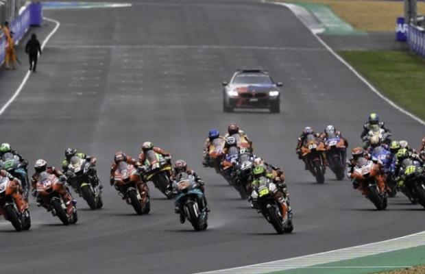 MotoGP Sukses Tampil Meski Dihantui Wabah Covid-19