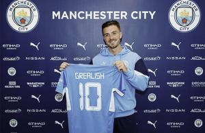 Grealish Senang Gabung Manchester City