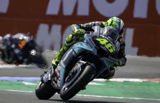 Prediksi Cuaca Buruk, Rossi Tetap Berikan yang Terbaik di MotoGP Styria 2021
