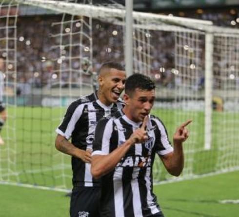 ฟุตบอล ซีรี่ เอ บราซิล ซานโต๊ส -vs- เชอาร่า เวลา  : 05.15 น. สนาม : เอสตาดิโอ อูร์บาโน่ กัลไดร่า ราคาบอล : ซานโต๊ส ต่อ 1