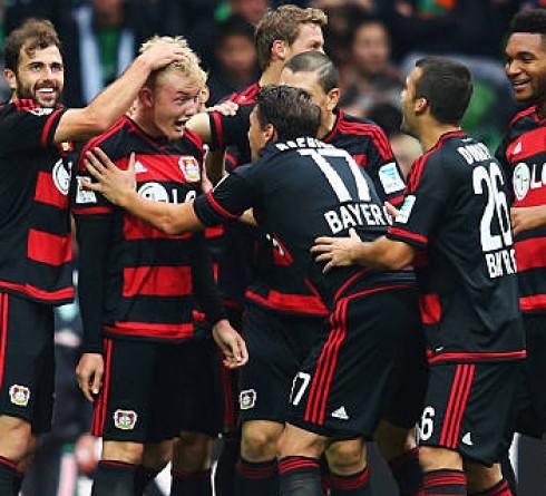 ฟุตบอลแชมเปี้ยนส์ ลีก กลุ่มดี แอต.มาดริด (5, สเปน) -vs- เลเวอร์คูเซ่น (9, เยอรมัน) เวลา : 23.55 น. สนาม : วานต๋า เมโทรโปติลาโน่ ราคาบอล : แอตฯ มาดริด ต่อ 0.5/1