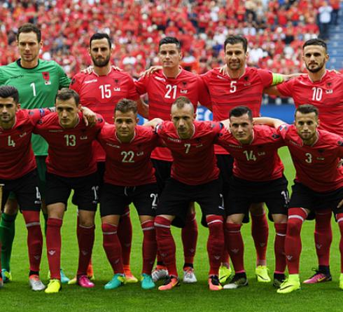 ฟุตบอล คัดยูโร 2020 กลุ่ม เอช ทีมชาติมอลโดวา -vs- ทีมชาติแอลเบเนีย สนาม : สตาดิโอนุล ซิมบรู เวลา : 01.45 น. ราคาบอล : ทีมชาติแอลเบเนีย ต่อ 0.5/1 -5