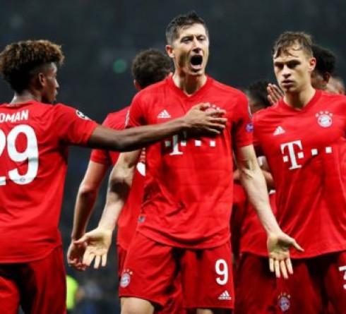 ฟุตบอล บุนเดสลีก้า เยอรมัน บาเยิร์น  -vs- เบรเมน เวลา  : 21.30 น. สนาม : อัลลิอันซ์ อารีน่า ราคาบอล : บาเยิร์น ต่อ 2.5 -5