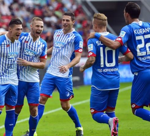 ฟุตบอล บุนเดสลีก้า เยอรมัน ฮอฟเฟ่นไฮม์  -vs- เอ๊าก์สบวร์ก เวลา  : 02.30 น. สนาม : ปรีซีโร่ อารีน่า ราคาบอล : ฮอฟเฟ่นไฮม์ ต่อ 0.5 -10
