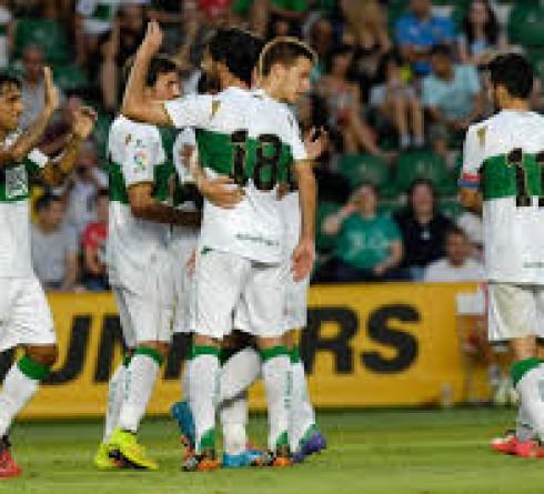 ฟุตบอล ลา ลีกา เรอัล บายาโดลิด (17) -vs- เอลเช่ (18) เวลา : 01.00 น. สนาม : โฆเซ่ ซอร์ริย่า ราคาบอล : บายาโดลิด ต่อ 0.5